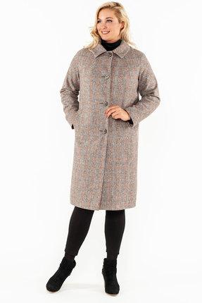 Фото - Пальто Bugalux 410а светло-коричневый светло-коричневого цвета