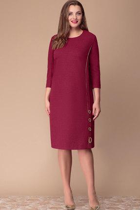 Фото - Платье Nadin-N 1720 вишня цвет вишня