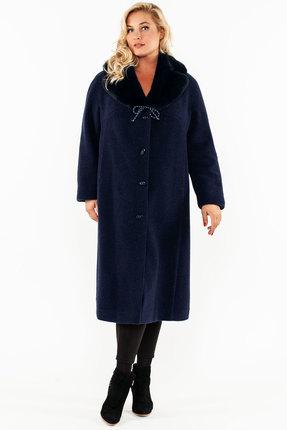 Пальто Bugalux 939 синий