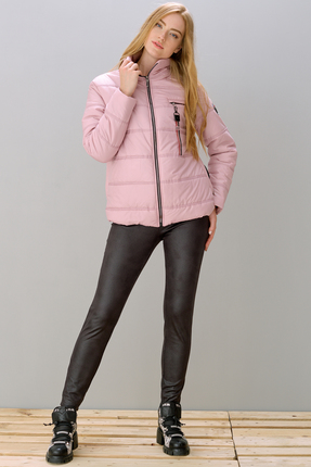 Куртка Фантазия Мод 3552 розовые тона