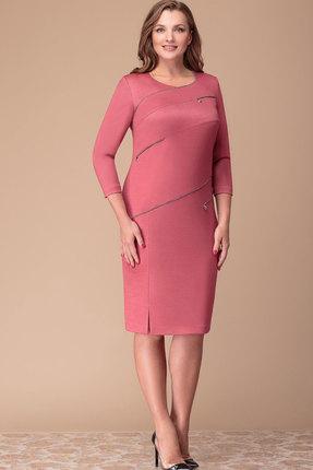 Платье Nadin-N 1715 розовый