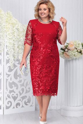 Платье Ninele 5734 красный