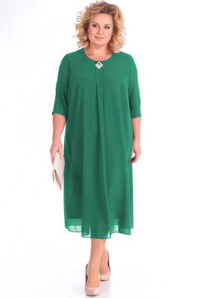 Платье Algranda 3310 изумруд Новелла Шарм
