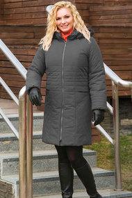 Пальто Bugalux 464 серый