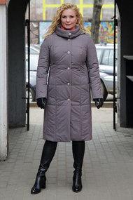 Пальто Bugalux 942 серый