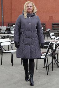 Пальто Bugalux 944 серый