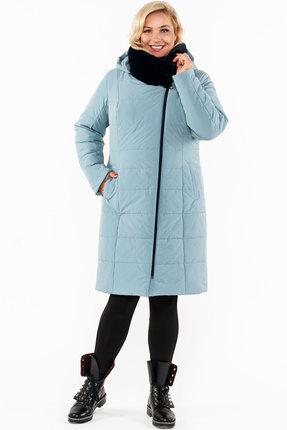 Пальто Bugalux 937 голубой