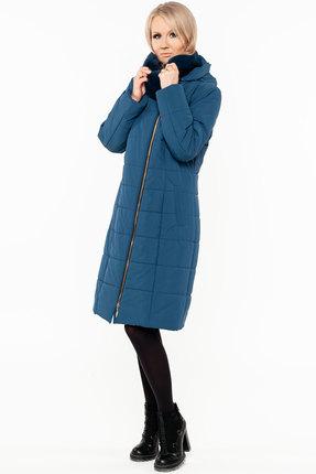 Пальто Bugalux 937в изумрудный