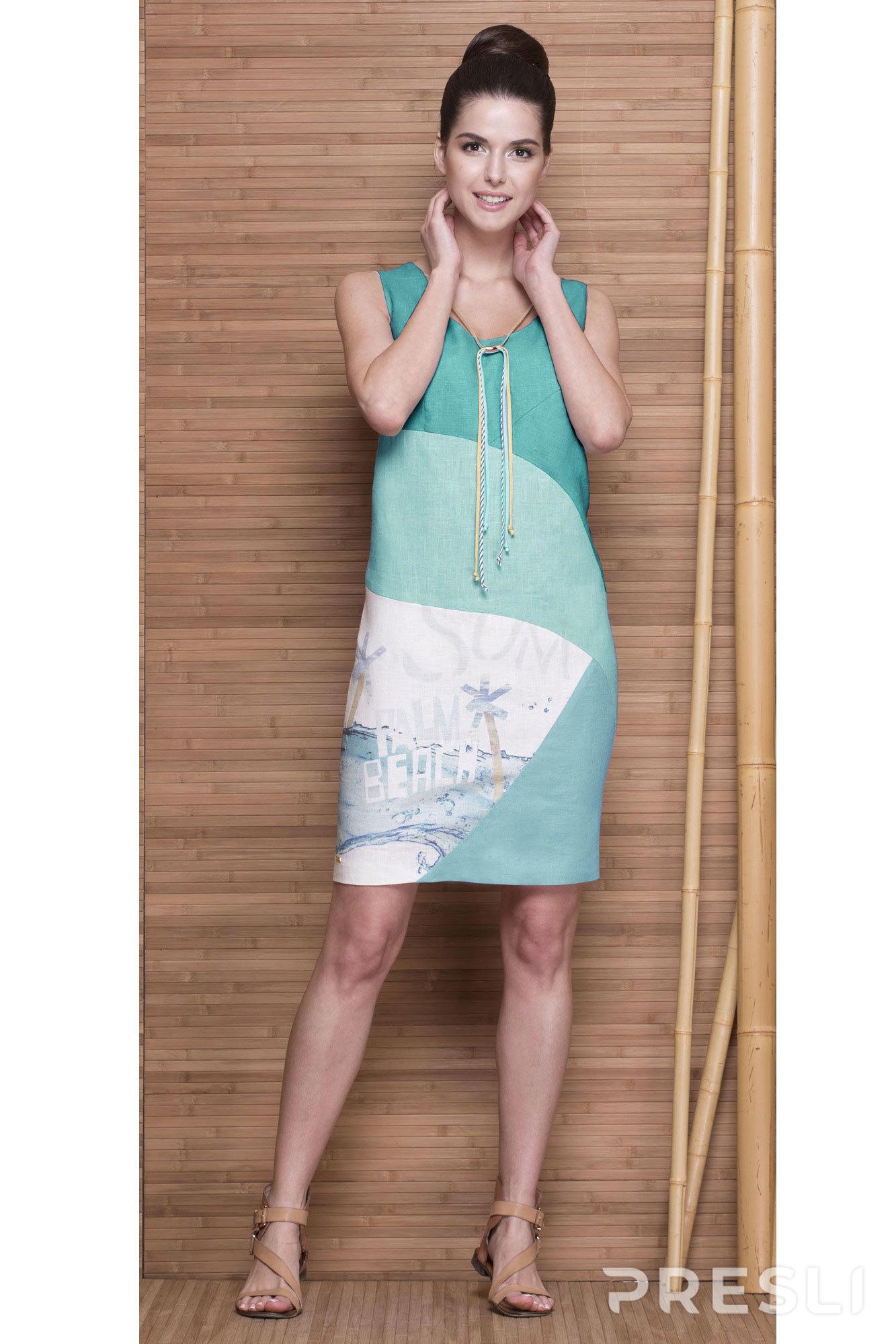 Платье Faufilure C141 изумруд