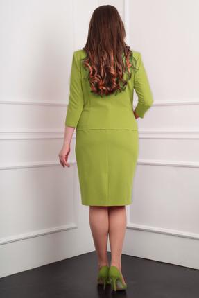 Фото 2 - Комплект юбочный Milana 920 зеленый зеленого цвета