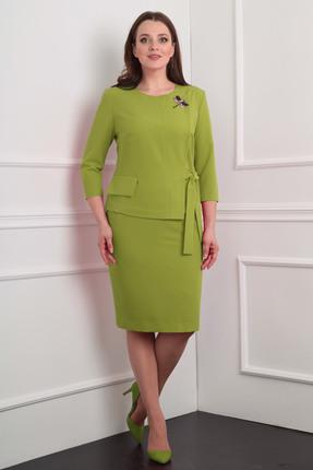 Фото - Комплект юбочный Milana 920 зеленый зеленого цвета