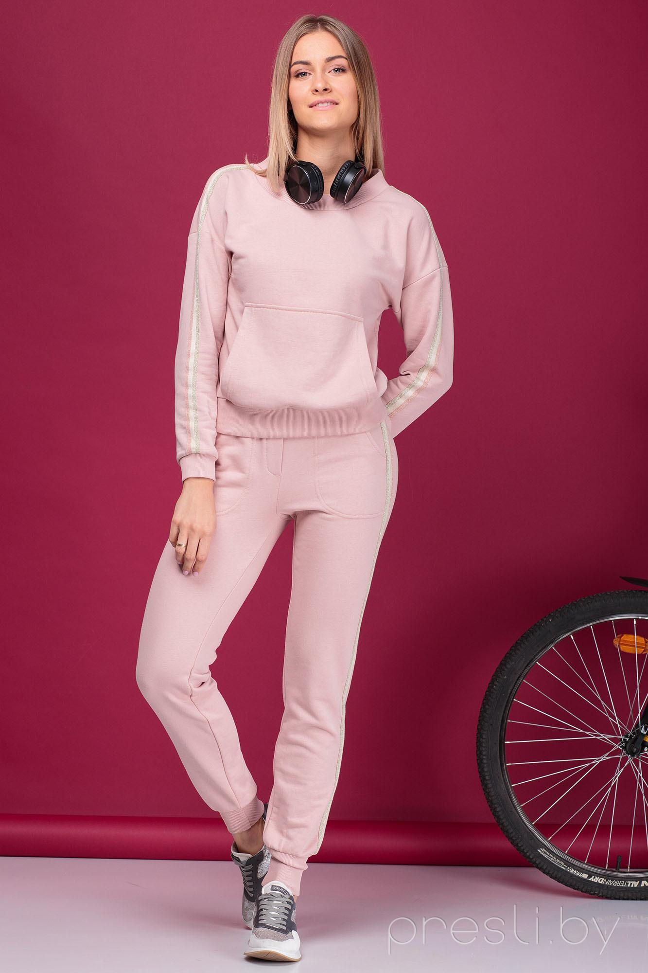 пангайя спортивный костюм розовый