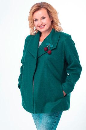 Жакет Anelli 469 зеленый
