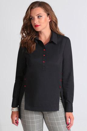 Рубашка Golden Valley 2190 черные тона
