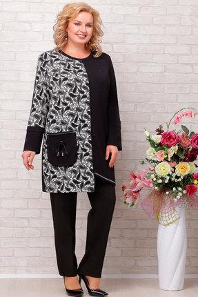 Комплект брючный Aira Style 705  черный