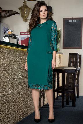 Платье Elady 3359 изумрудный