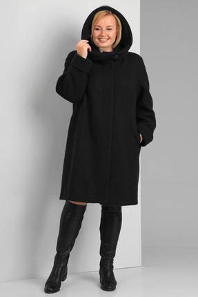 Пальто Диамант 1016 черный