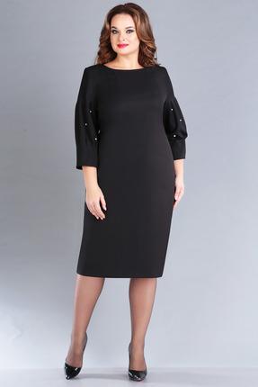 женское вечерние платье foxyfox, черное