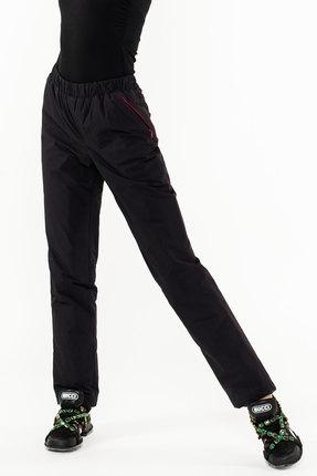 женские брюки bugalux, черные