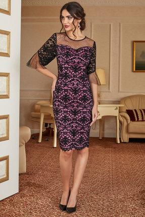 женское вечерние платье lissana, черное