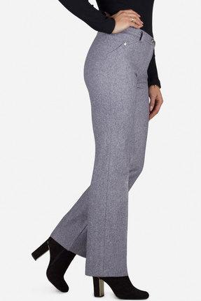 женские брюки mirolia, серые