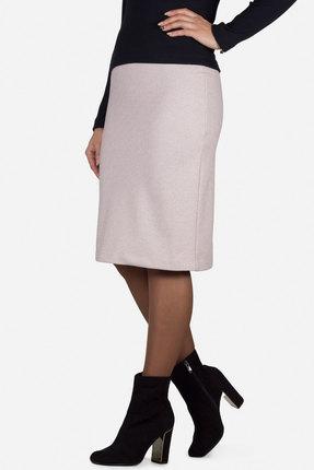 женская юбка mirolia, розовая