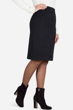 женская юбка mirolia, черная