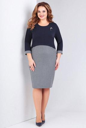 женское повседневные платье милора-стиль