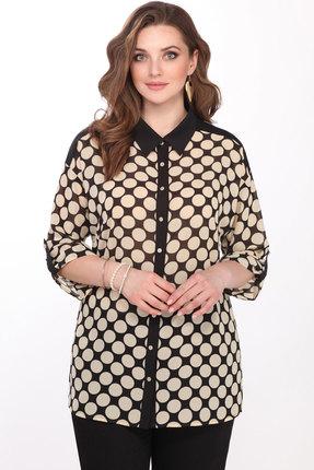 женская блузка matini, черная