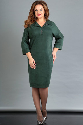 женское вечерние платье jurimex, зеленое