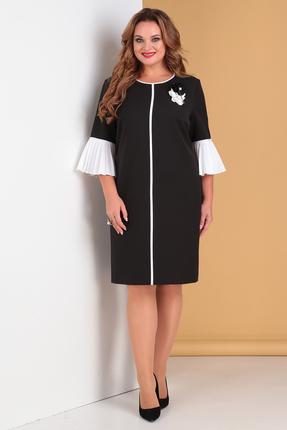 Платье Moda-Versal 2091 черный