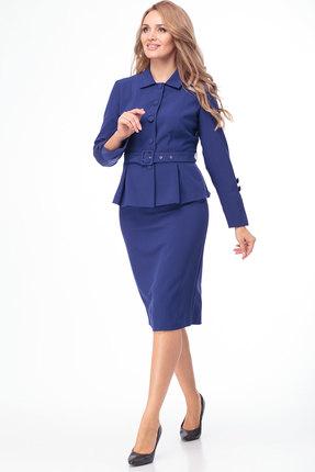 Комплект юбочный Anelli 759 синий