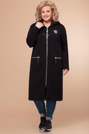 Пальто Svetlana Style 1311 черный