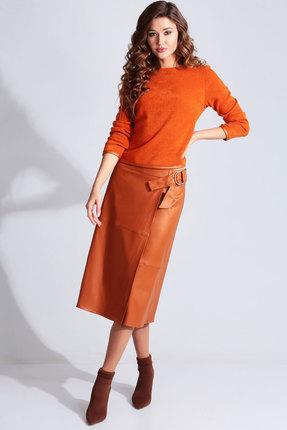 Фото 2 - Комплект юбочный Axxa 26125а оранжевый оранжевого цвета