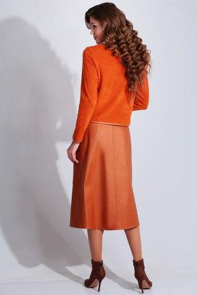 Фото 3 - Комплект юбочный Axxa 26125а оранжевый оранжевого цвета