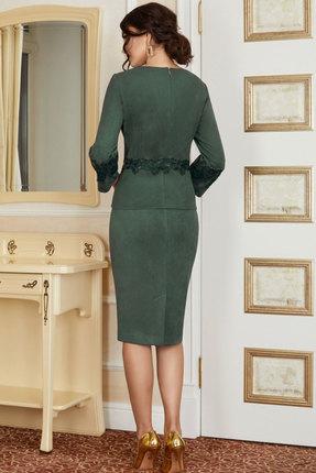 Фото 2 - Комплект юбочный Lissana 3845 изумрудный цвет изумрудный
