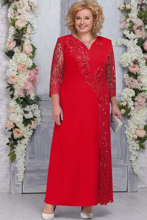 Платье Ninele 5743 красный