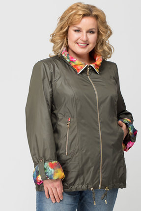 Куртка TricoTex Style 1547 хаки