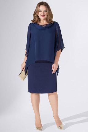 Платье Avanti Erika 919 синий