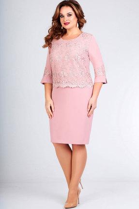 Платье Асолия 2442.1 светло-розовый