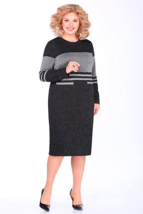 Платье Matini 31360 серый