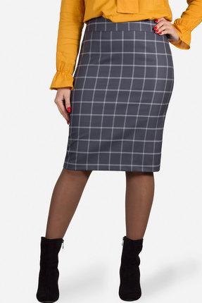 женская юбка mirolia, серая