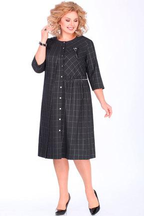Платье Matini 31331 серый