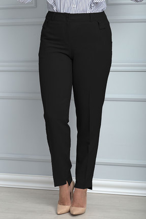 женские брюки anelli, черные