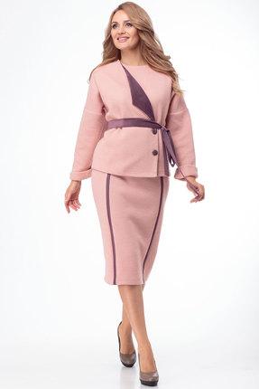 Комплект юбочный Anelli 774 розовые тона