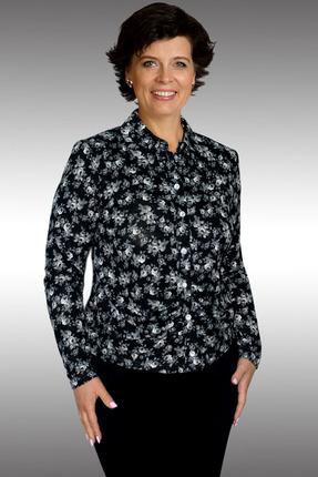 Блузка Таир-Гранд 62277 серый