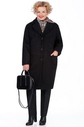 Пальто Pretty 959 черный