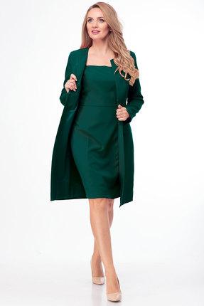 Комплект плательный Anelli 734 зеленый