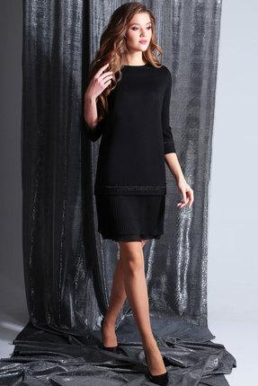 Платье Axxa 55112 черный