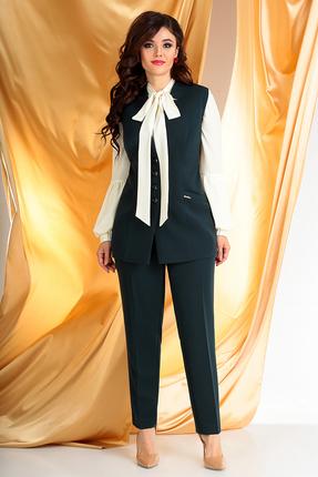 женский брючный костюм мода-юрс